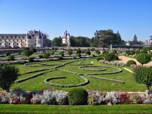 Jardin de Chenonceau (Pays de la Loire)