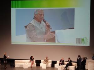 Conférence avec Pr. Yunus